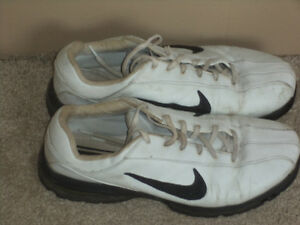 Nike Golf Shoes size 11w