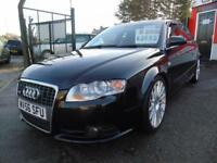 2006 Audi A4 2.0T FSI Quattro S Line Special Edition 1 former keeper, full se...