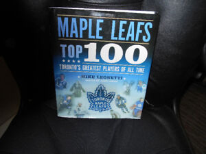 -------------MAPLE LEAFS TOP 100 OF ALL TIME--------------------