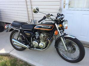 1977 Honda CB 550K