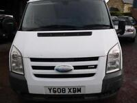 Ford Transit 2.2TDCi Duratorq ( 110PS ) 280S ( Low Roof ) 2008 280 SWB