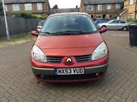 2004 Renault Scenic 1.6 VVT Dynamique 5dr