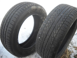 Perelli p205 50R 17 two used tires $25 each