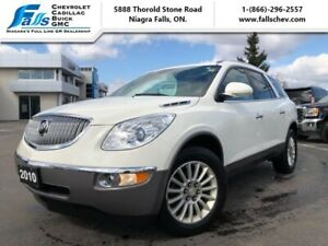 2010 Buick Enclave CX  POWER LIFTGATE,LOCAL ONE OWNER