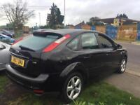 2007 Ford Focus 2.0TDCi ( IV ) Zetec Climate diesel manual