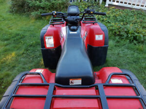 SOLD      ATV  Honda 450