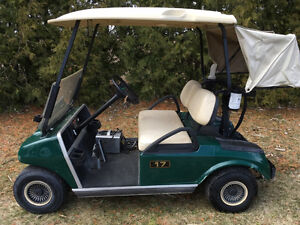 2002 Club Car DS Electric Cart