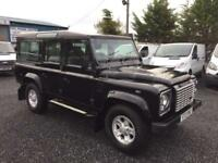 Land Rover 110 Defender 2.2 tdci 7 seater XS 2013 13 Reg