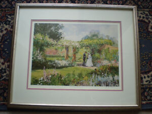"Peter Etril Snyder - "" Secret Garden "" -  Limited Edition Print"
