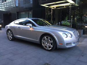 2006 Bentley Continental GT Mulliner Edition Coupe, 71000km