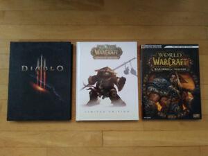 Livres de jeux et romans en anglais