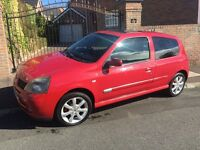 Turbo Clio diesel £30 tax a year all the kit