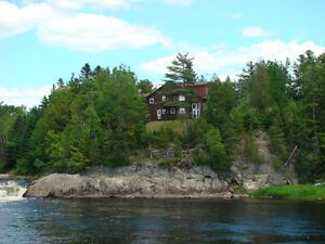 One of a Kind Waterfront Home in New Brunswick