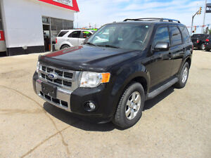 2010 Ford Escape Limited SUV *AWD*SUNROOF*LEATHER*REMOTE START*