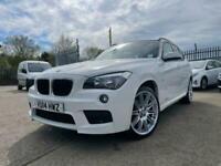 2014 14 BMW X1 2.0 XDRIVE20I M SPORT 5D 181 BHP