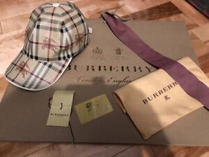 Burberry casquette unisexe Burberry