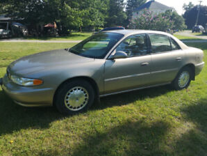 2002 Buick Century w/ Parts Car