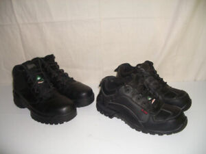 """ MAGNUM "" or "" STC "" steel toe work boots - size 7 - 8 US lady"