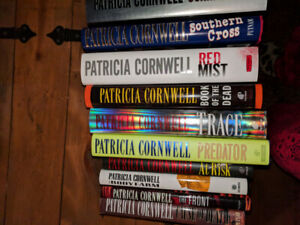 THE PATRICIA CORNWELL COLLECTION