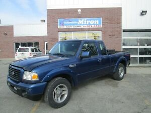 """Ford Ranger 2WD SuperCab 126"""" 2008"""