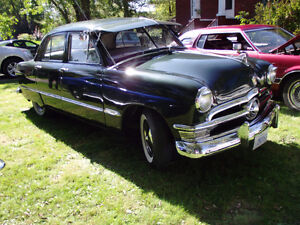 1950 Canadian Ford 6 cylinder