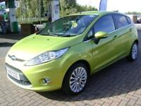 Ford Fiesta 1.6TDCi ( 95ps ) DPF Titanium EIGHT SERVICE STAMPS