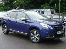 image for 2013 63 PEUGEOT 2008 1.6 E-HDI ALLURE 5D 92 BHP DIESEL