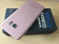 Samsung Galaxy S7 edge brand new sim free