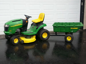 """They say  """"Nothing Runs Like a Deere""""..."""