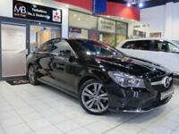 2017 MERCEDES BENZ 180 CLA 180 SPORT LEATHER