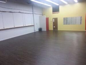 Ajax dance studio