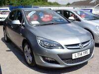 2014 14 VAUXHALL ASTRA 1.6 SRI 5DR * ONLY 23,000 MILES *