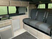 VW Redline Sport XS Campervan - Transporter T6 Highline - 6 Seat Belts - Camper