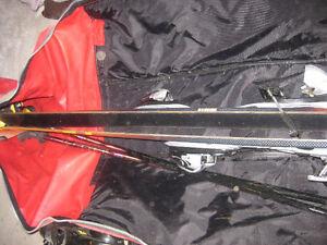 Salomon Skis and carry bag (and Scott ski poles) NEW PRICE Oakville / Halton Region Toronto (GTA) image 5