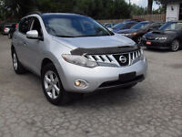 2009 Nissan Murano | WE FINANCE | AWD |  BACK UP CAMERA | SUV
