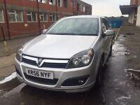 Bargain Vauxhall Astra Sri Cdti full years MOT Low miles