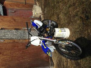 Yz 85/112 parts bike