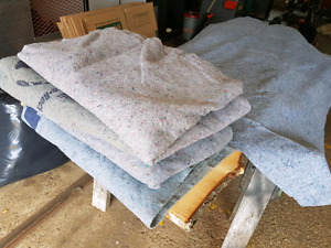 Utility / moving blankets
