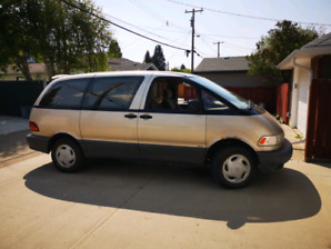 1997 Toyota Previa Supercharged 4x4