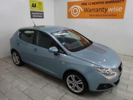 BLACK SEAT IBIZA 1.6 SPORT ***from £112 per month***
