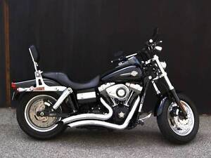 2010 HARLEY-DAVIDSON DYNA FAT BOB Cannington Canning Area Preview
