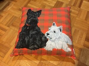 Scottish Terrier Pillow