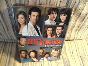 Grey's Anatomy Season 3 on DVD