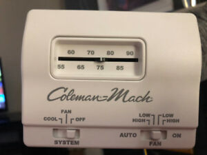 Thermostat de Fithwhell