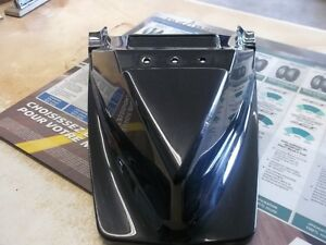 USED YAMAHA 400 SECA  REAR TAIL FIN   Black  $40.00