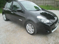 Renault Clio 1.6 VVT ( 111bhp ) auto 2009MY Initiale TomTom