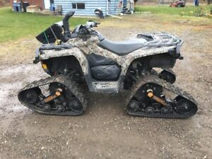2013 Can Am Outlander  800