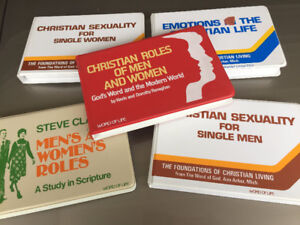 Set of 6 original Christian based lectures-REDUCED!