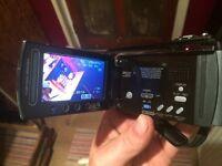 JVC 120GB Camcorder