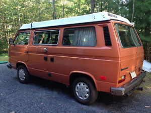 Westfalia Vanagon 84